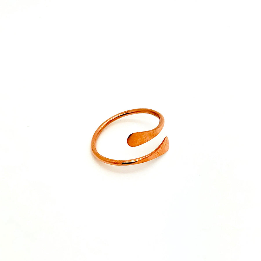 Dainty Copper Ring