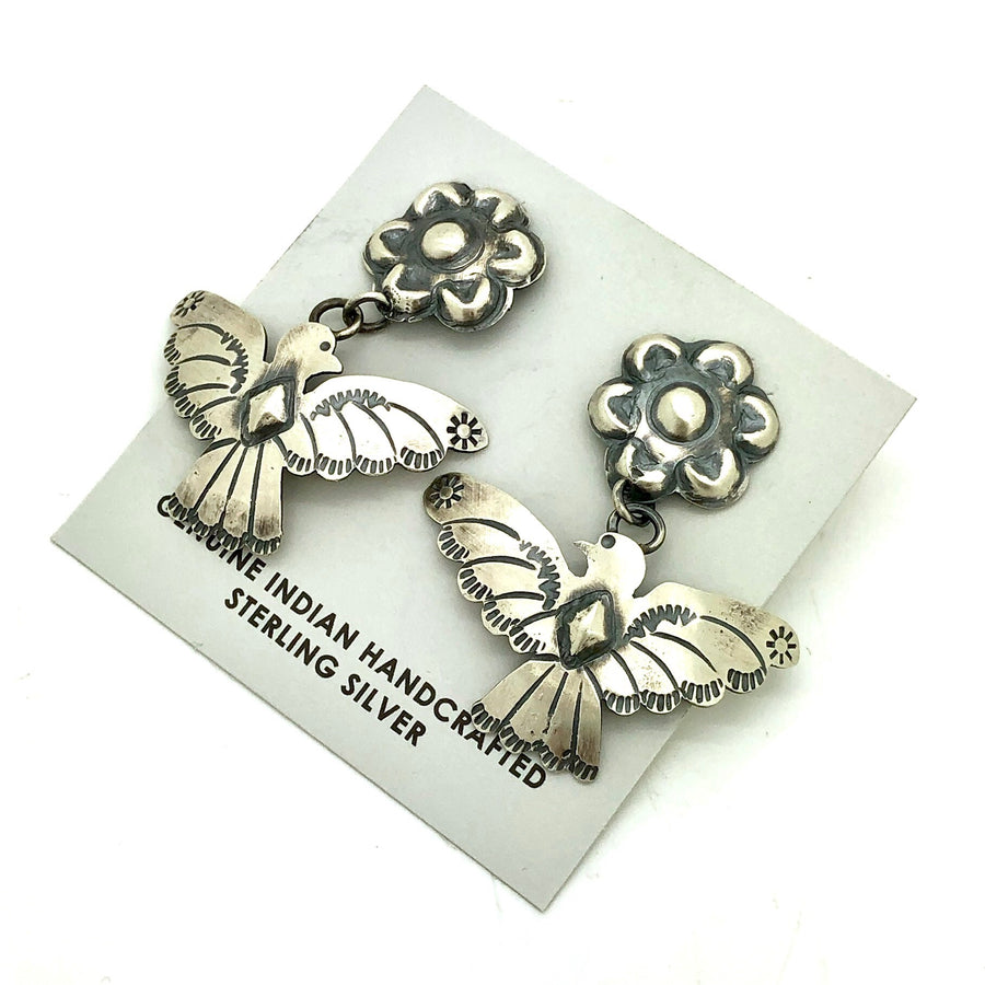 Thunderbird Flower Earring