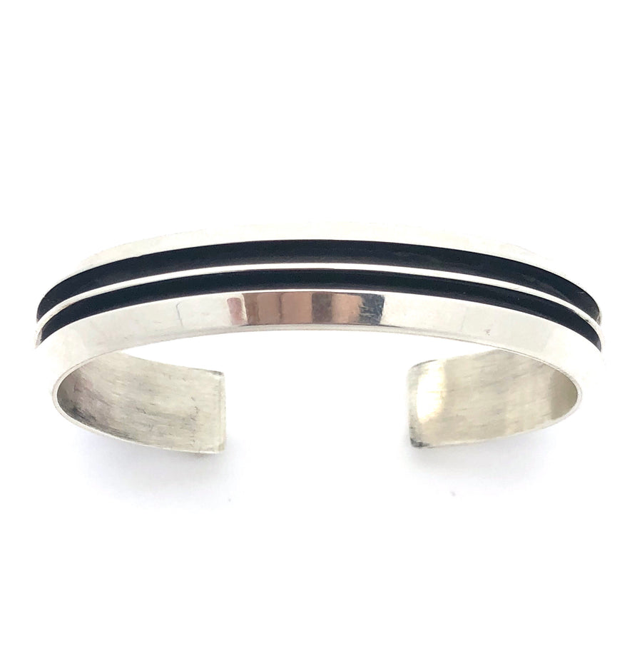 Tom Hawk Sterling Cuff Bracelet