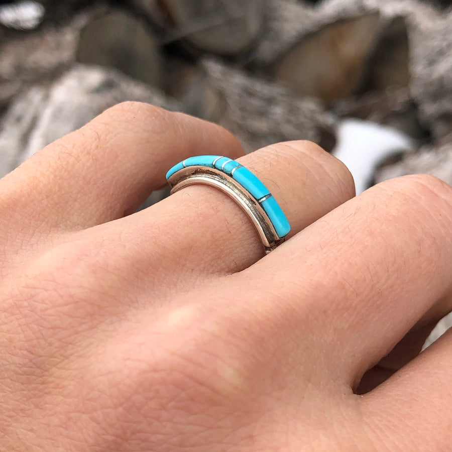 Dusty Turquoise Band