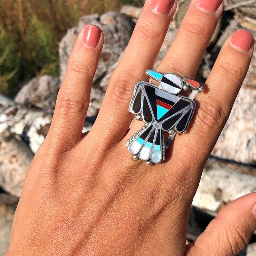 Thunderbird Mesa Ring