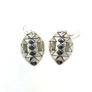 Native Sterling Earrings