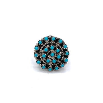 Turquoise Wind Ring