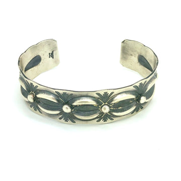 Brushed Sterling Bracelet