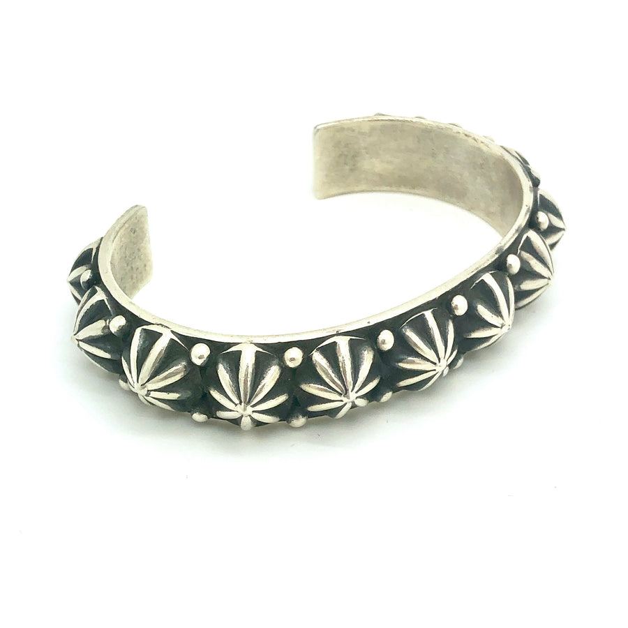 Sterling Night Bracelet