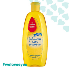 Never Use Baby Shampoo on a Baby or your Eyelids. Here's Why!