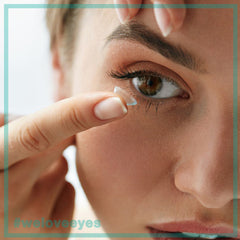 Are your contact lenses happy?