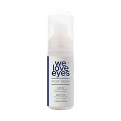 We Love Eyes Tea Tree Eyelid Foaming Cleanser for MEN