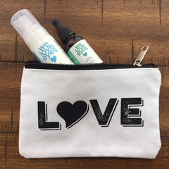 Accessory - LOVE Cosmetic Bag