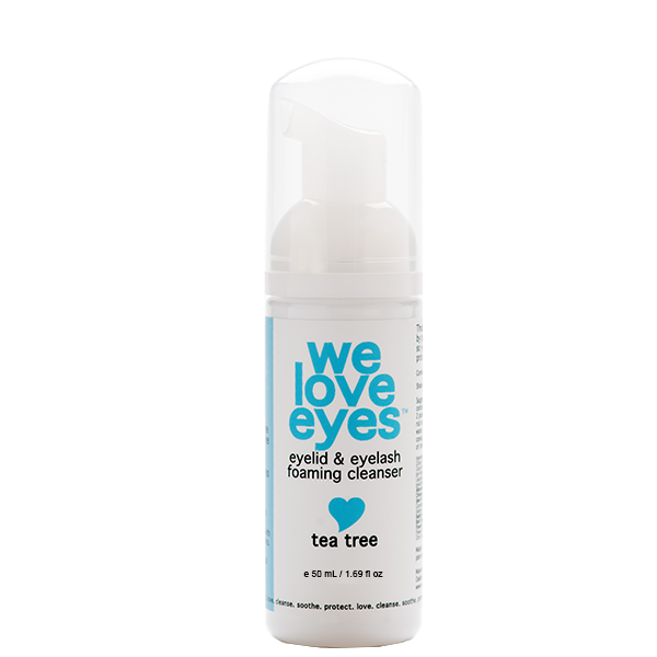 The Eyelid Foaming Cleanser