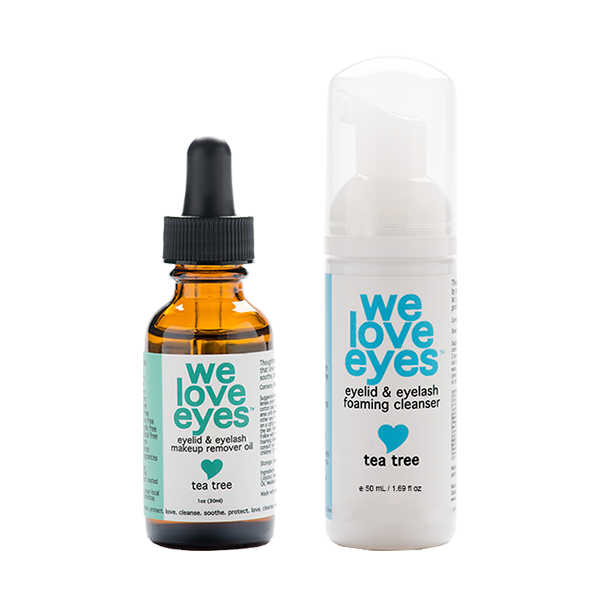 The Eye Makeup Remover Kit