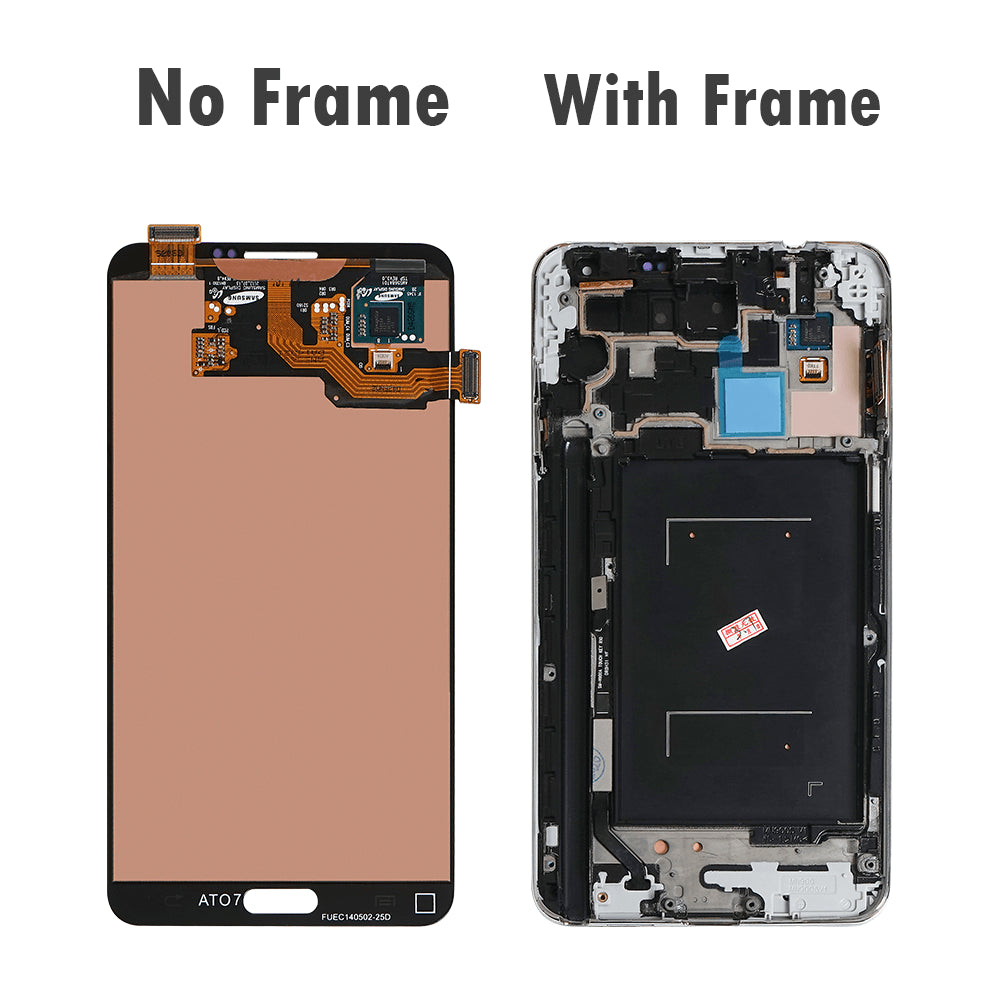 LCD Touch Screen Digitizer Display for Samsung Galaxy Note 3 SM-N900W8 SM-N900F Pic2