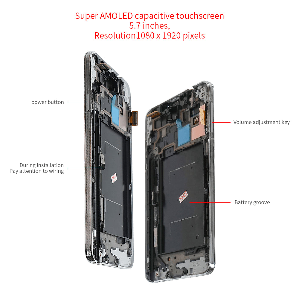 LCD Touch Screen Digitizer Display for Samsung Galaxy Note 3 SM-N900W8 SM-N900F Pic4