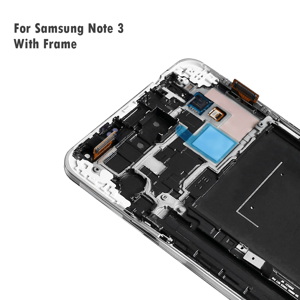 LCD Touch Screen Digitizer Display for Samsung Galaxy Note 3 SM-N900W8 SM-N900F Pic5