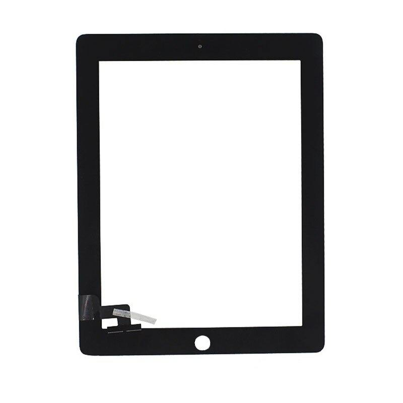 Apple iPad 2 Touch Screen Glass Display Digitizer with tools - Black Pic1