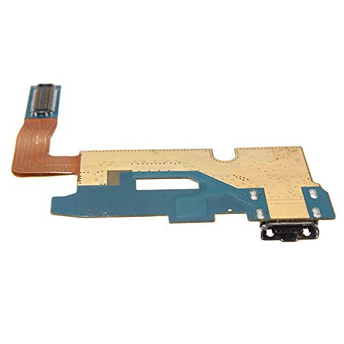 Charging port flex cable and microphone for Samsung Galaxy Note 2 II SGH-i317 Pic3