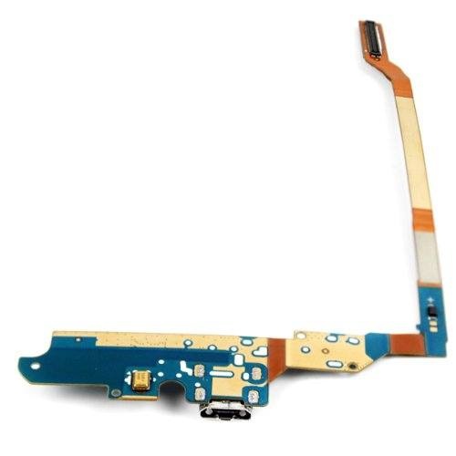 Charging port flex cable with microphone for Samsung Galaxy S4 GT-I9500 Pic1