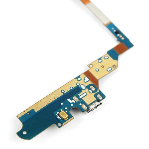 Charging port flex cable with microphone for Samsung Galaxy S4 GT-I9500 Pic3