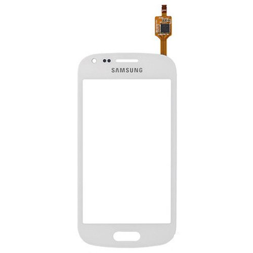 Samsung Galaxy Ace II X Touch Screen Digitizer Glass for model GT-S7560M, GT-S7562M - White Pic0