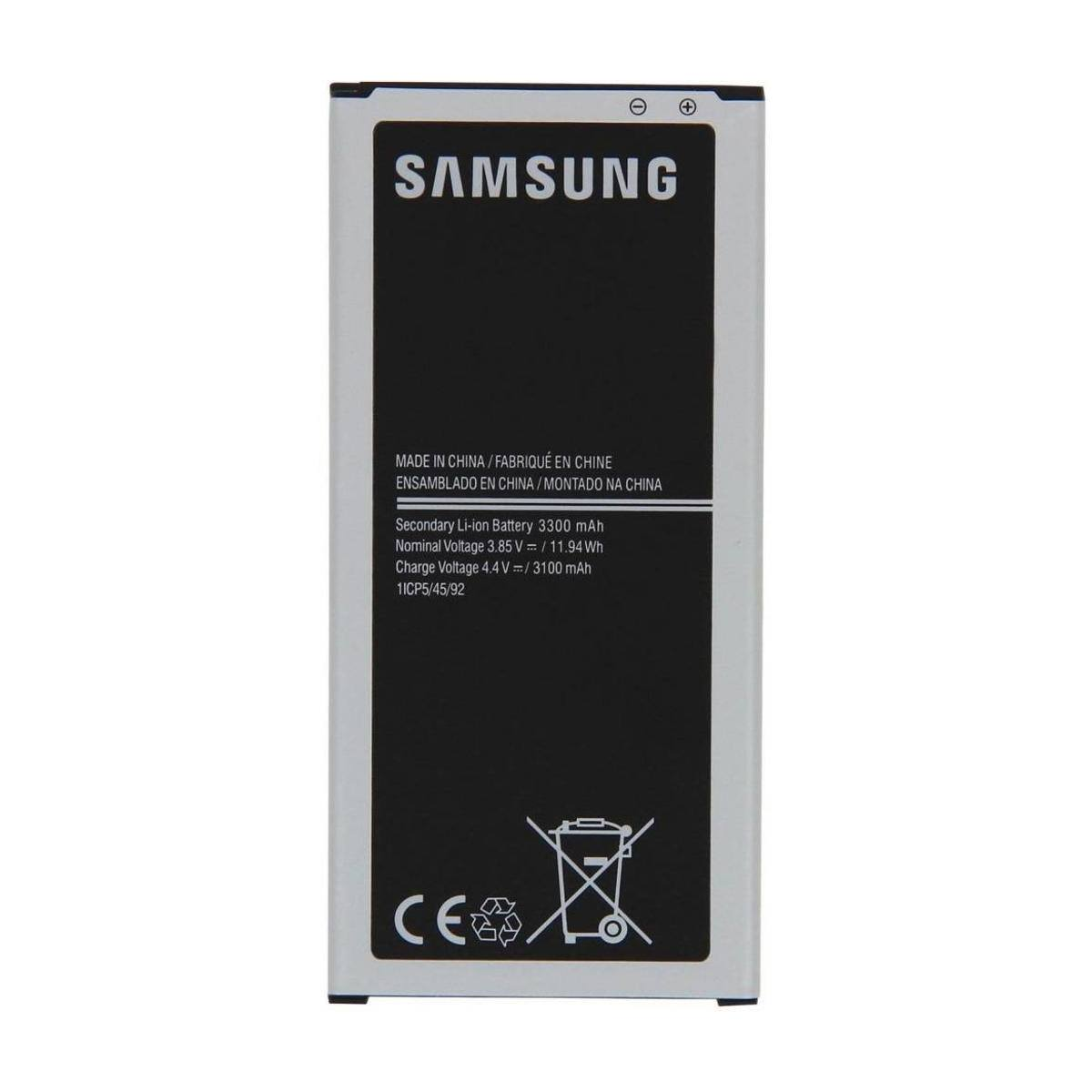 OEM Samsung Galaxy J5 (2016) battery EB-BJ510CBE 3100 mAh for SM-J510 Pic1