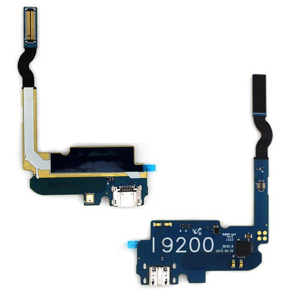 Charging port flex cable and microphone for Samsung Galaxy Mega 6.3 GT-i9200 Pic1