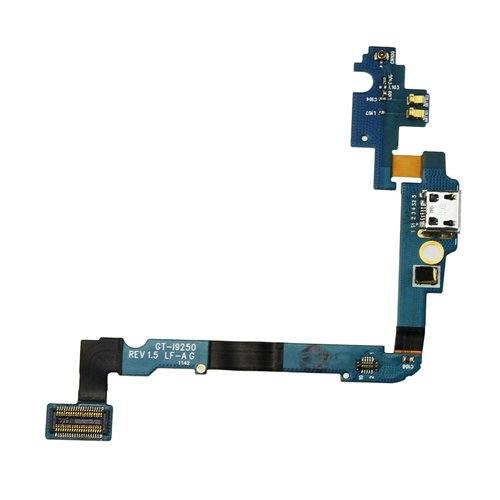 OEM Charging Charge Port with Flex Cable for Samsung Galaxy Nexus GT-I9250 Pic2