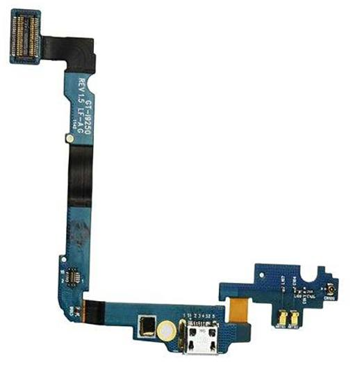 OEM Charging Charge Port with Flex Cable for Samsung Galaxy Nexus GT-I9250 Pic0