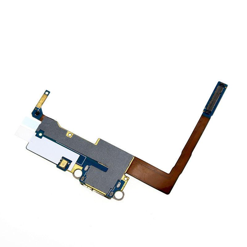 Charging port flex cable and microphone for Samsung Galaxy Note 3 SM-N900A Pic2