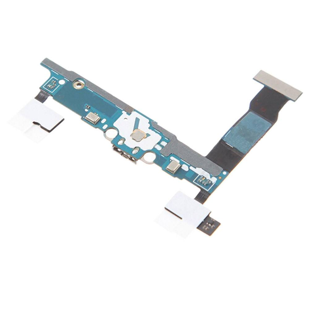 Charging port flex cable and microphone for Samsung Galaxy Note 4 N910W8 N910T Pic4