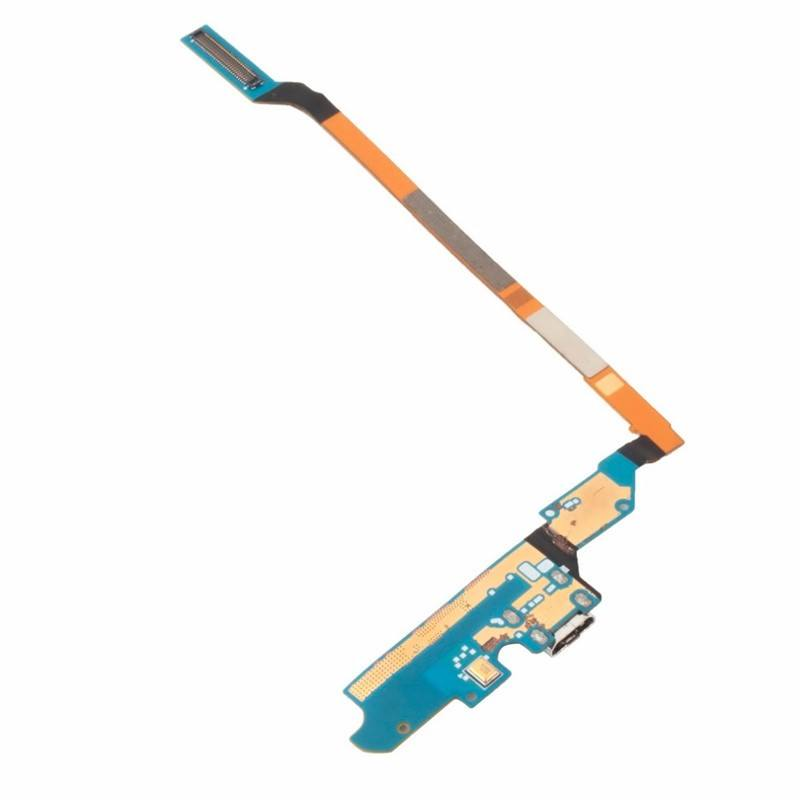 Charging port flex cable and microphone for Samsung Galaxy S4 SGH-M919 SGH-M919V Pic3