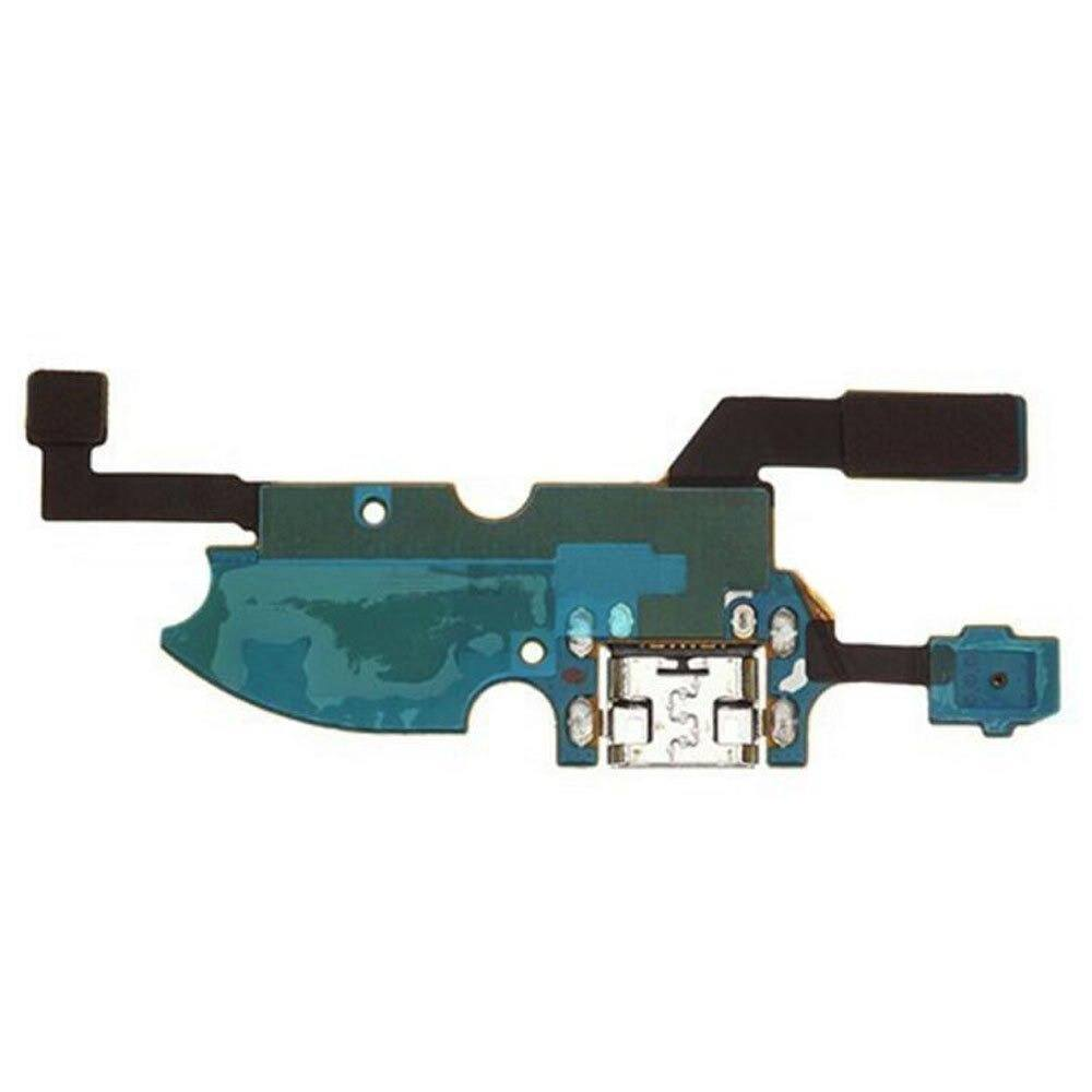 Charging port flex cable with microphone for Samsung Galaxy S4 Mini GT-I9195 Pic1