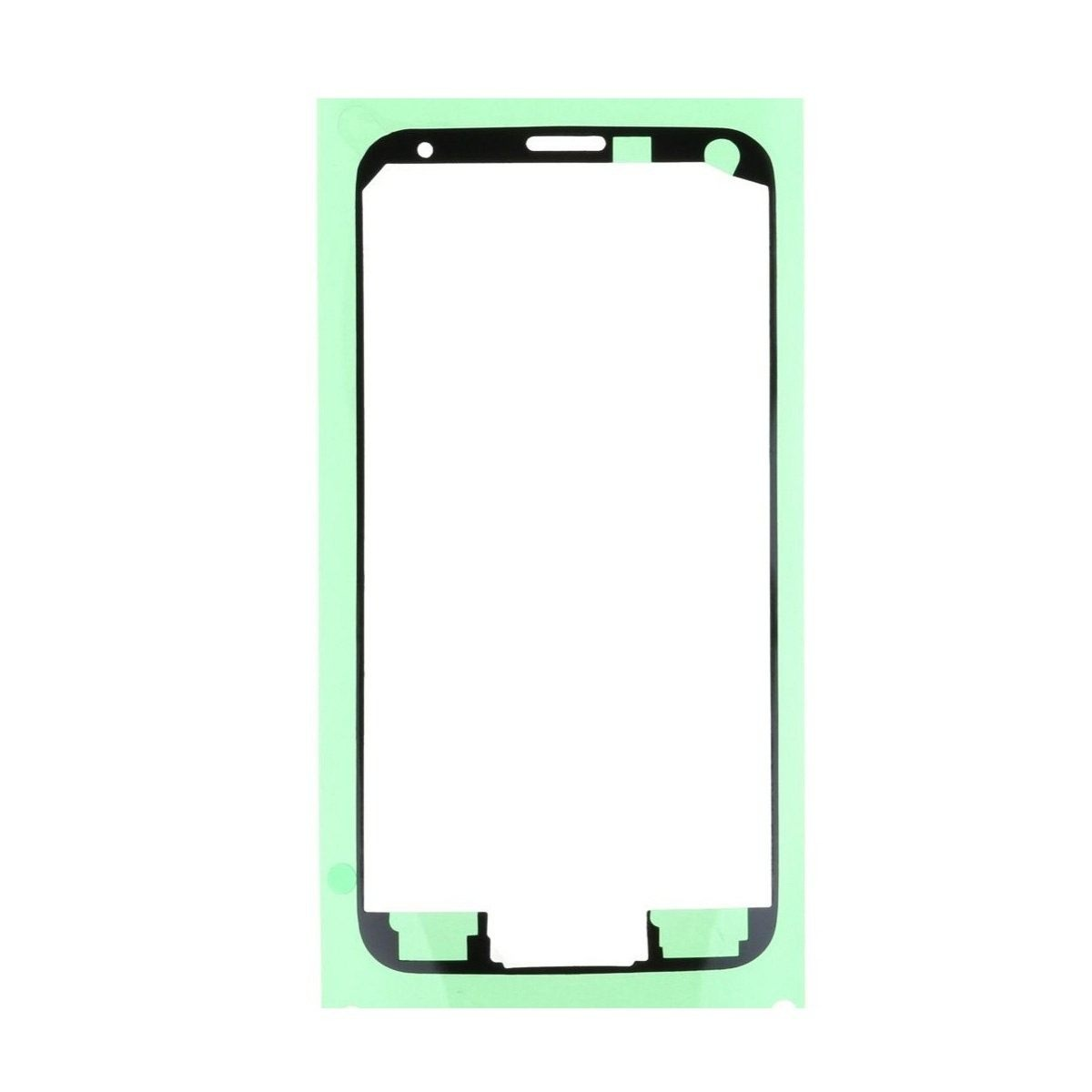 Samsung Galaxy S5 White Front Glass Lens with Adhesive and Free Tools Pic2