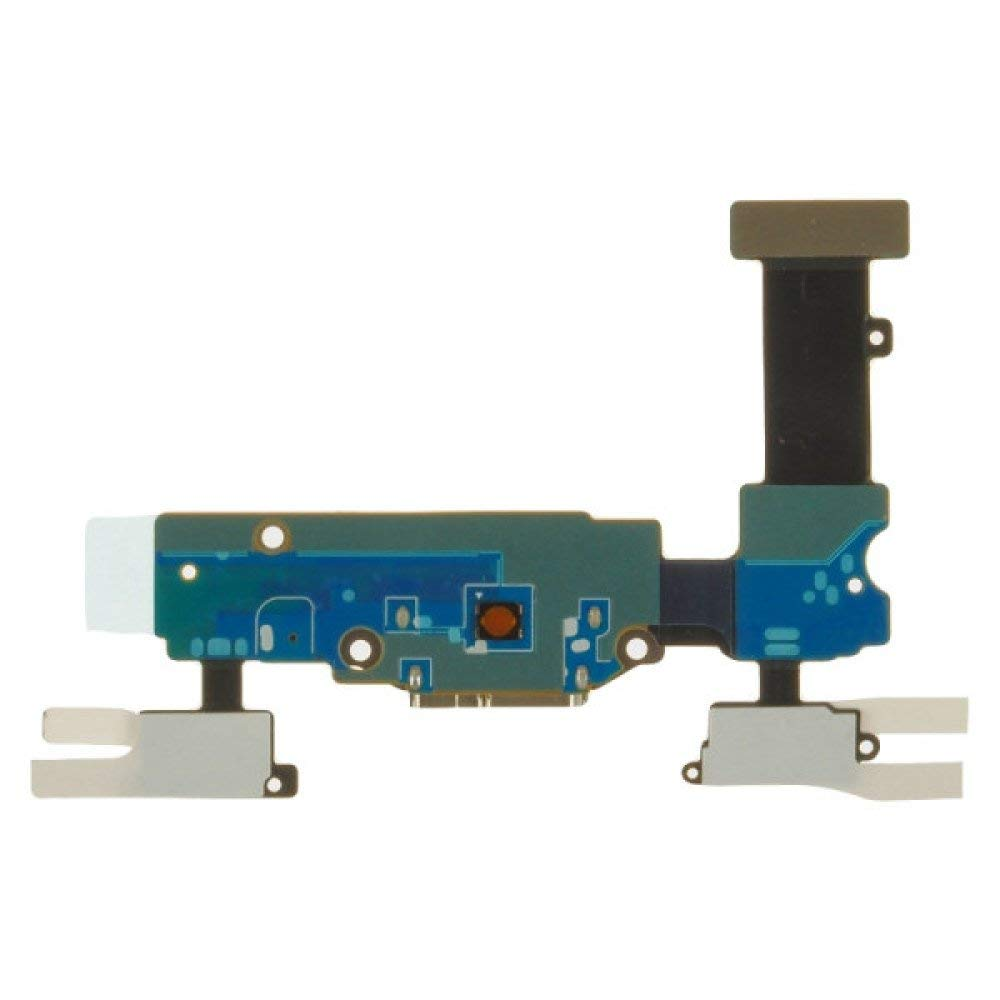 Charging port flex cable with microphone for Samsung Galaxy S5 SM-G900A Pic1