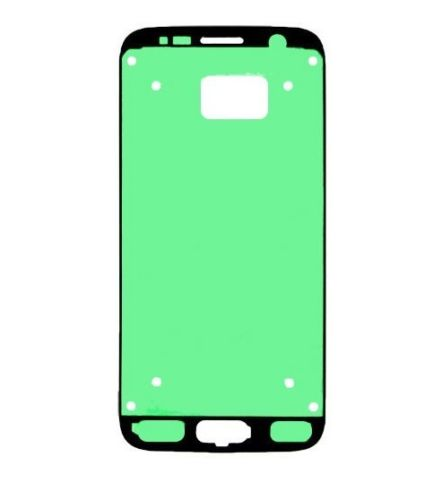 Samsung Galaxy S7 Front Glass Lens with Adhesive and Free Tools - Black Pic4