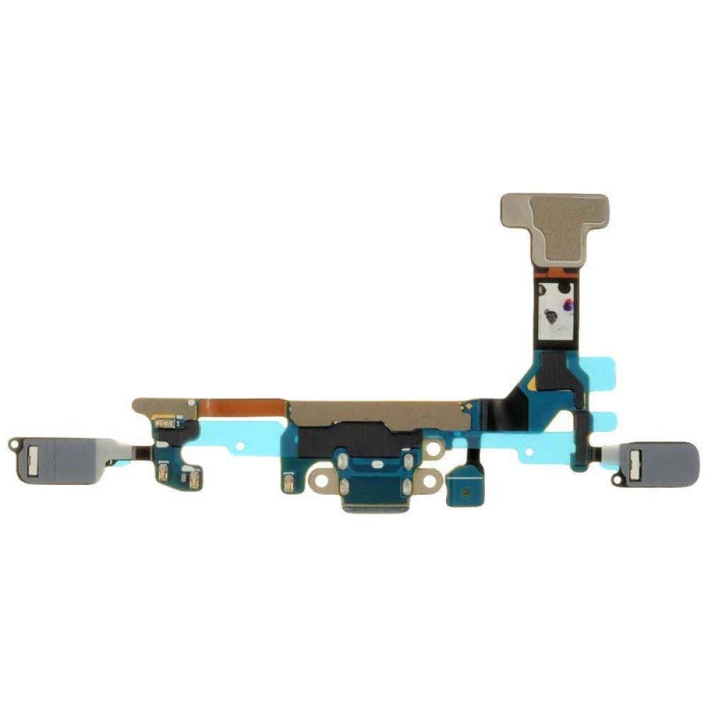 Charging port flex cable with microphone for Samsung Galaxy S7 SM-G930W8 G930F Pic1