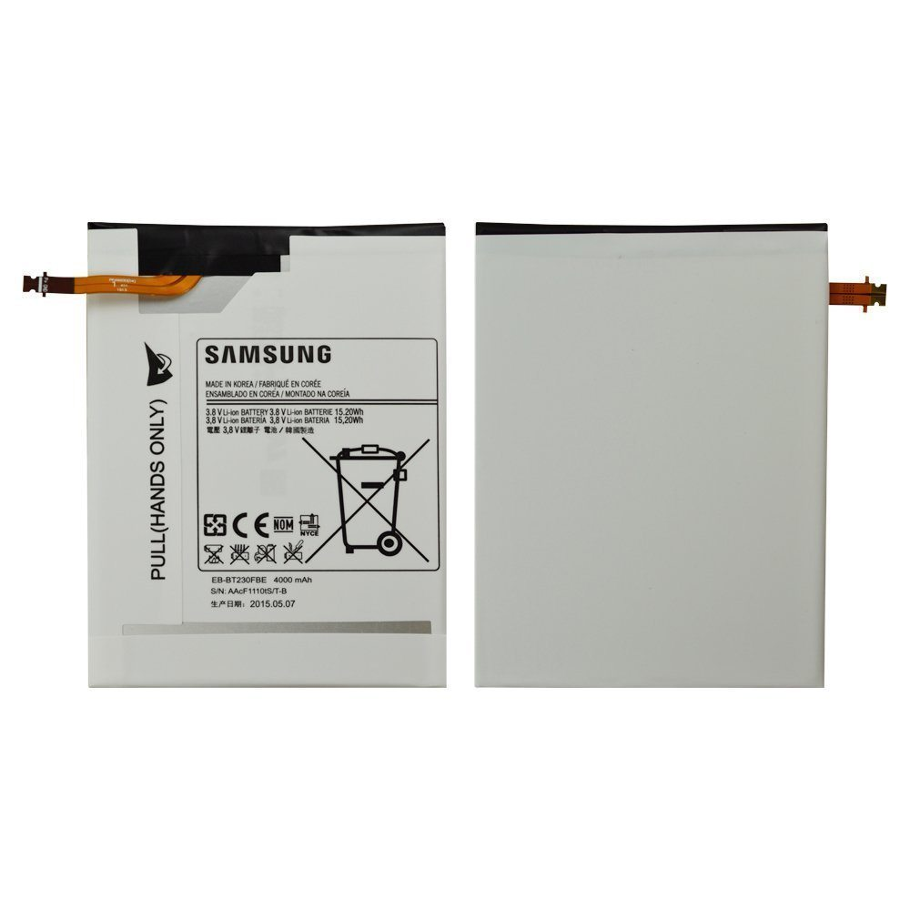 Original Samsung Galaxy Tab 4 7.0 battery EB-BT230FBU 4000 mAh for SM-T230NU Pic1