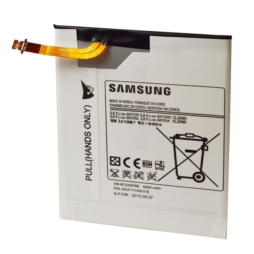 Original Samsung Galaxy Tab 4 7.0 battery EB-BT230FBU 4000 mAh for SM-T230NU Pic3