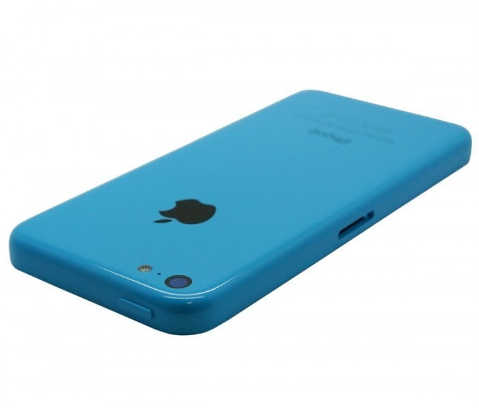Blue Back Housing Mid Frame Assembly iPhone 5C A1456 A1507 A1516 A1529 A1532 Pic5