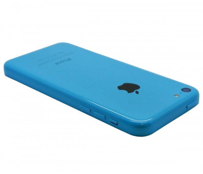 Blue Back Housing Mid Frame Assembly iPhone 5C A1456 A1507 A1516 A1529 A1532 Pic6