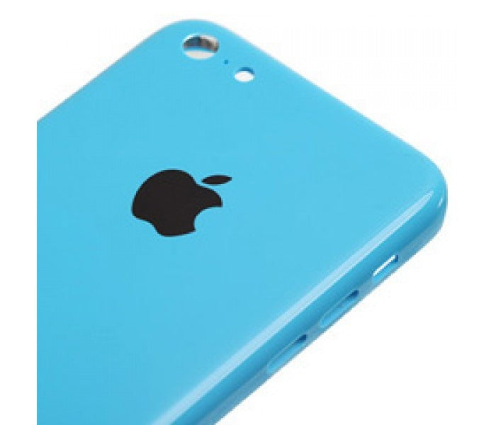 Blue Back Housing Mid Frame Assembly iPhone 5C A1456 A1507 A1516 A1529 A1532 Pic7
