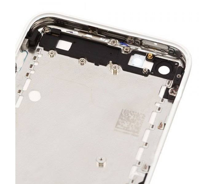 White Back Housing Mid Frame Assembly iPhone 5C A1456 A1507 A1516 A1529 A1532 Pic2