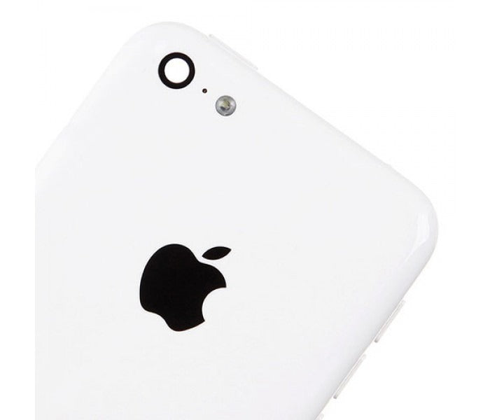 White Back Housing Mid Frame Assembly iPhone 5C A1456 A1507 A1516 A1529 A1532 Pic5