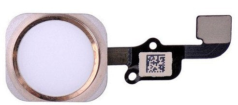 White Home Button flex cable for iPhone 6S A1633 A1688 A1700 6S Plus A1634 A1687 Pic0
