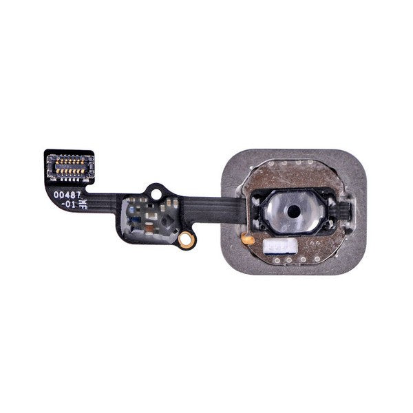 White Home Button flex cable for iPhone 6S A1633 A1688 A1700 6S Plus A1634 A1687 Pic1