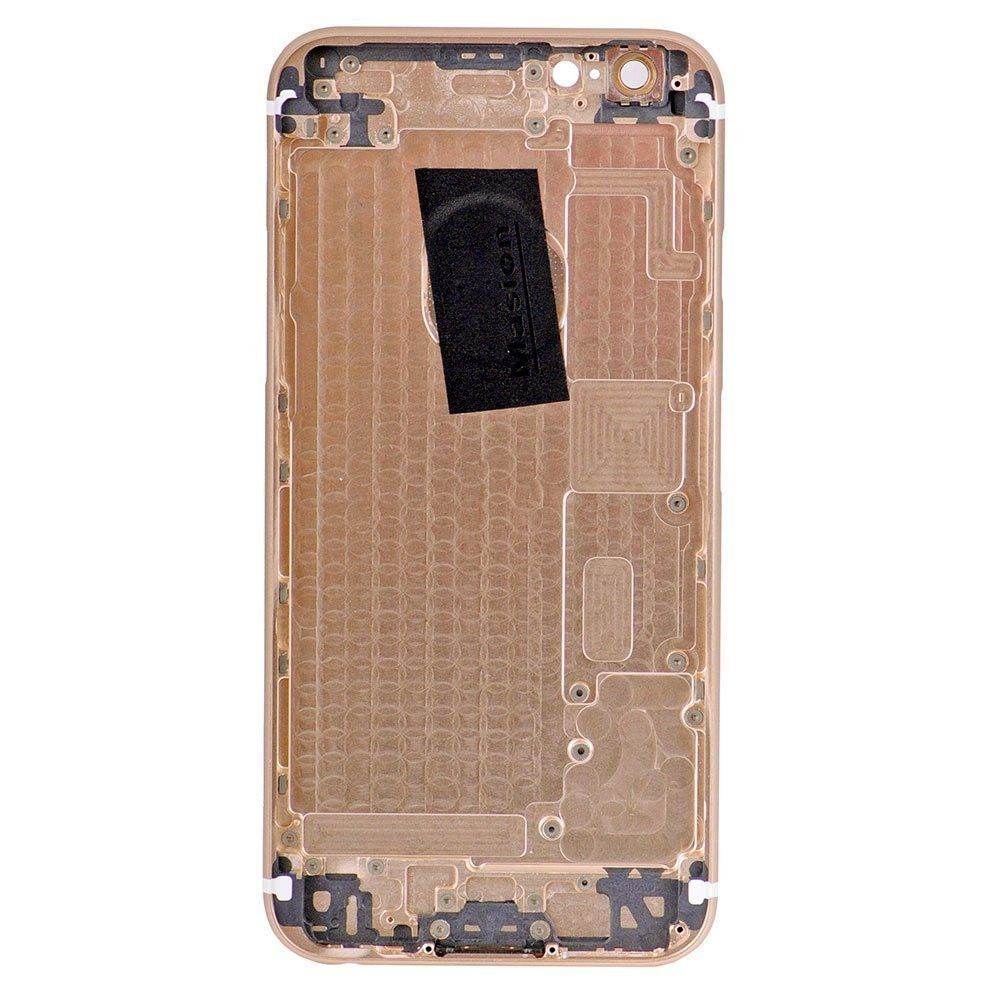 Gold Replacement Back Housing Mid Frame Assembly for iPhone 6S A1633 A1688 A1700 Pic1