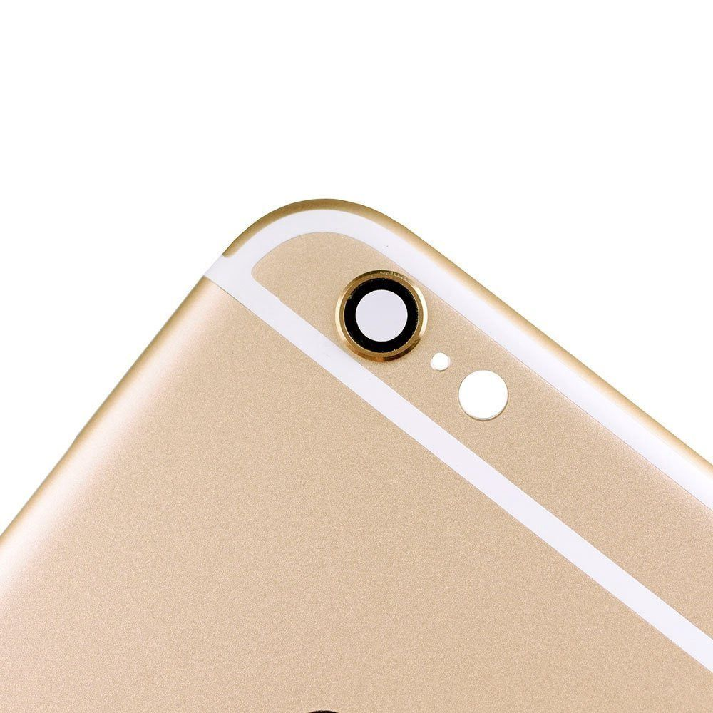 Gold Replacement Back Housing Mid Frame Assembly for iPhone 6S A1633 A1688 A1700 Pic2