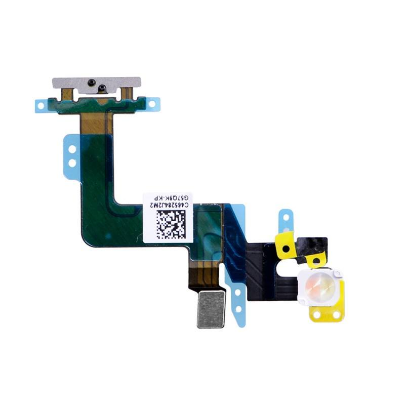 On Off Power Button Flex Cable replacement for iPhone 6S Plus A1634 A1687 A1699 Pic2