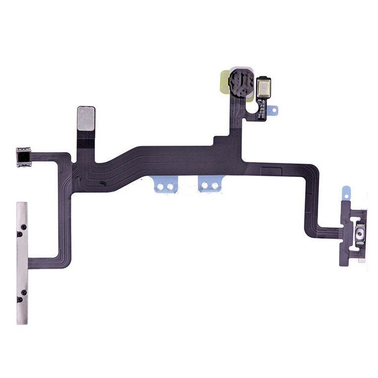 Power Button and Volume Mute Switch Flex Cable for iPhone 6S A1633 A1688 A1700 Pic0