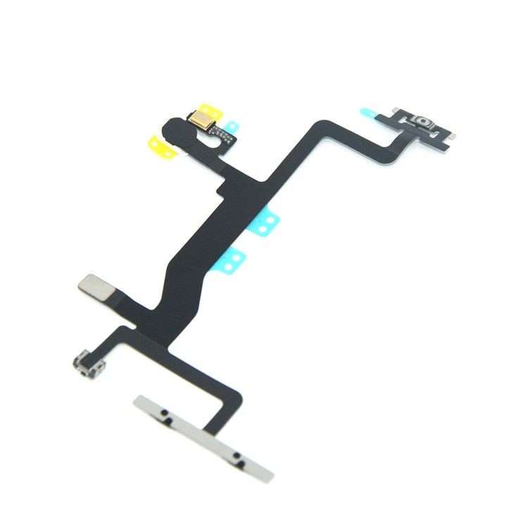 Power Button and Volume Mute Switch Flex Cable for iPhone 6S A1633 A1688 A1700 Pic2