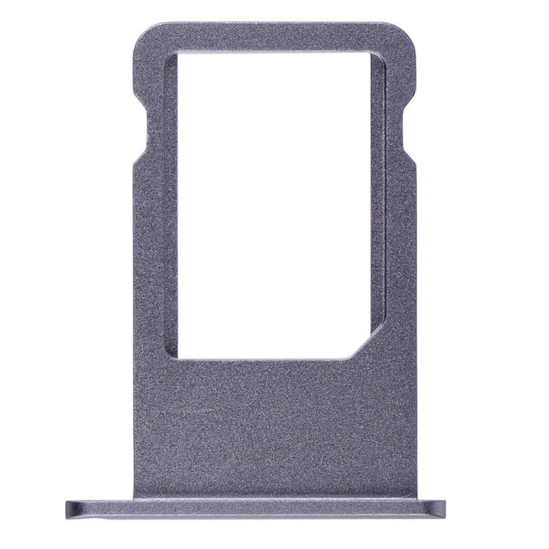 Space Gray SIM Card Tray Holder with Eject Tool iPhone 6S Plus A1634 A1687 A1699 Pic1